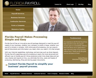 Xcellimark Launches New Website for Florida Payroll that Features Online Payroll Processing