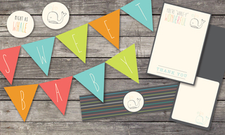 Basic Invite Introduces Free Baby Shower Printables