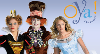 Oya Costumes Introduces Brand-New Halloween Costumes for 2010 Collection
