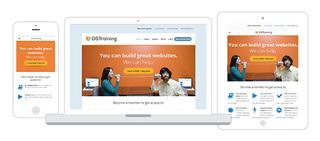OSTraining.com's New Responsive Design