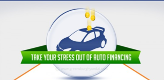 Hyundai of Greensburg Releases Auto Financing Infographic
