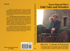 Travis Pike's Odd Tales Book Cover