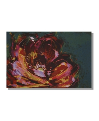 Peony Contemporary Wall Decor By Monsoon