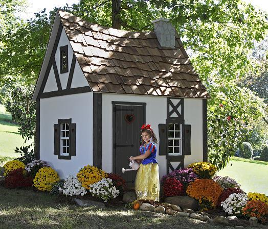 Disney Playhouse Snow White's Cottage