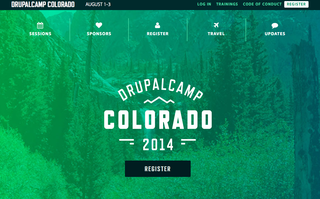 DrupalCamp Colorado Begins in Denver on August 1st 2014