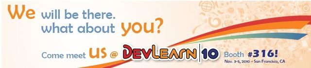 QuickLessons at DevLearn