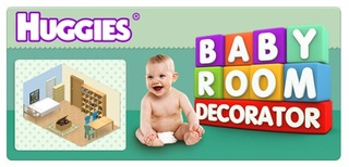 Huggies Australia Launches Baby Room Decorator Tool