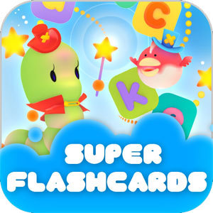 New Baby Flash Cards Helps Babies and Toddlers with Vocabulary