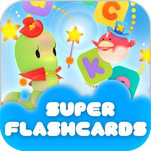 Katakune Super Baby Flash Cards