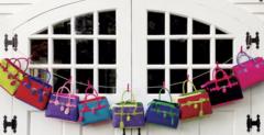 Thai Sisal Handbags from GirlwithPearl.com