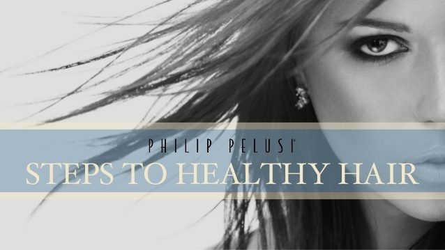 Philip Pelusi Salons looks to help their clients improve the overall health of their hair.