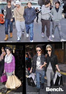 X Factor finalists love Bench clothing
