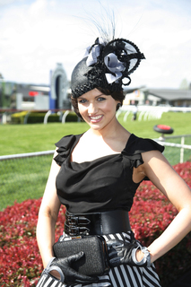 "Country Racing Victoria has announced the Spring winner of ""Country's Best Dressed Racegoer"""