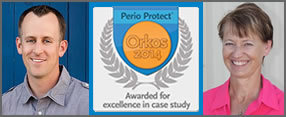 We Wanted More for Our Patients - Orkos Award for Darren Webber, DMD