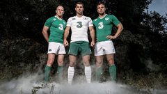 Home and Alternate Rugby Jerseys