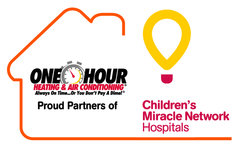 We are proud partners of the Children's Miracle Network of hospitals.
