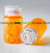 Help back Kickstarter Lift and Twist so patients can easily set the time of the last dose of medication taken, allowing them to keep track of dosage intervals right on the bottle.
