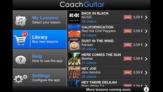 New Android App, Coach Guitar Gives An Exciting New and Original Method To Learning How to Play the Guitar