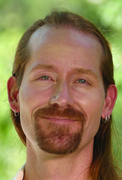 Meade Steadman, Licensed Massage Therapist and Massage Therapy Instructor.