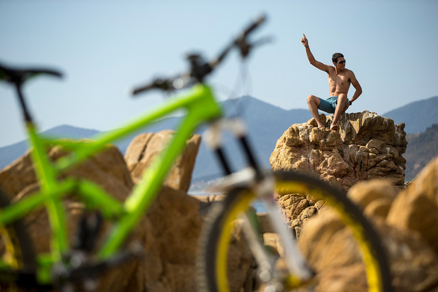 Desert biking and adventure seekers lead the pack at the Ridgecrest Petroglyph Festival.