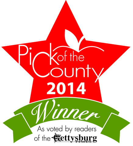 Dr. Rita Tempel has been chosen as one of Adams County's favorite dentists!