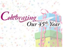 Hertz Furniture Celebrates 45 Years