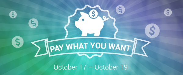 "Audio4fun To Launch 3-Day Special ""Pay What You Want"""