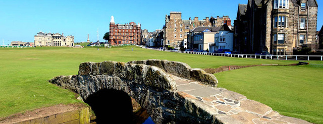 2015 British Open Championship at  St Andrews
