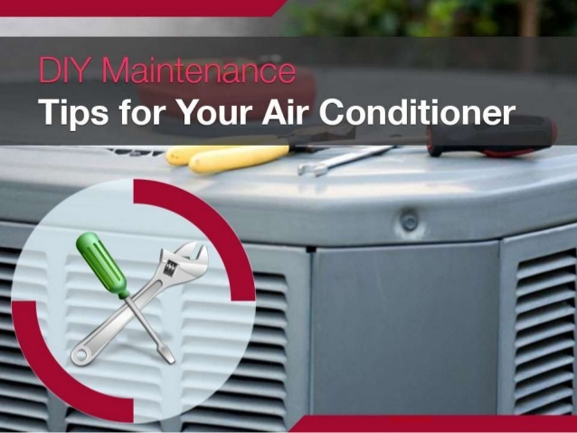 Tudi Mechanical Systems wants to help keep your Air Conditioning Unit in tip top shape with their latest slide show.