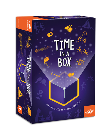 Time in a Box, the gift of quality time from FoxMind Games
