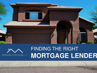 Marquee Mortgage Guides Homebuyers to the Right Mortgage Lender with Their Latest Slide Show