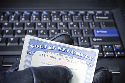 Identity theft protection services