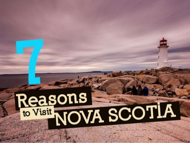 With tons to see and do, discover what makes Nova Scotia one of the top travel destinations in the world.