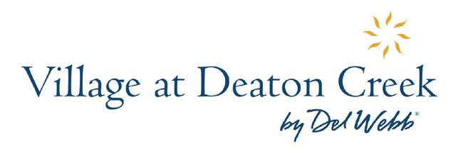 Village at Deaton Creek by Del Webb Logo