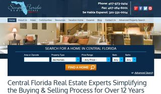 Xcellimark Launches New Website for Simply Florida Real Estate That Makes It Easy For Potential Buyers