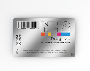 Revolutionary new drug detection test, for police and schools, instantly detects almost all illicit drugs