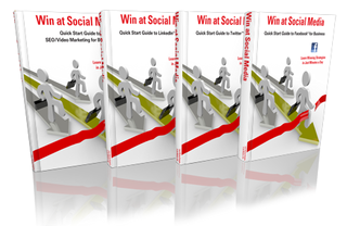 "Confused About Social Media?  New Book Series Will Help Businesses ""Win at Social Media"""