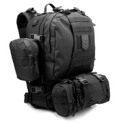 3V Gear Paratus 3 Day Operator's Pack Black