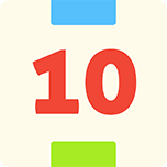 New Unique And Challenging Numbers Game App, Just Get 10, Now Available on The App Store & Google Play