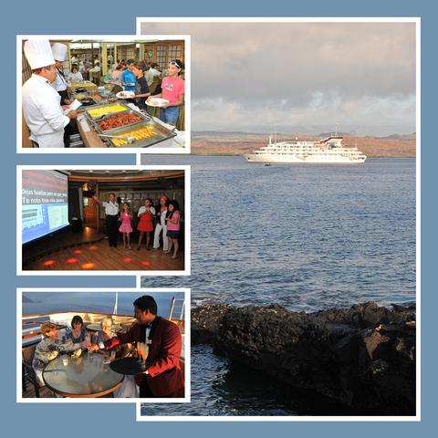 Galapagos Islands Cruises | Press Release ISO9001
