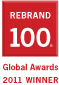 Allegory Studios and Walking Mountains Science Center Recognized Among the 2011 REBRAND® 100 Global Winners