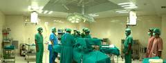 Department of Surgical Oncology at Dharamshila Cancer Hospital India