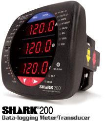 Electro Industries/GaugeTech Introduces the Shark® 200 Meter