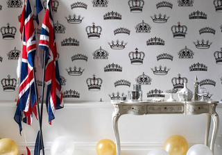 Graham & Brown Celebrate Royal Wedding with Exclusive Deal Offering 20% Off Modern Wallpaper and Home Décor C…