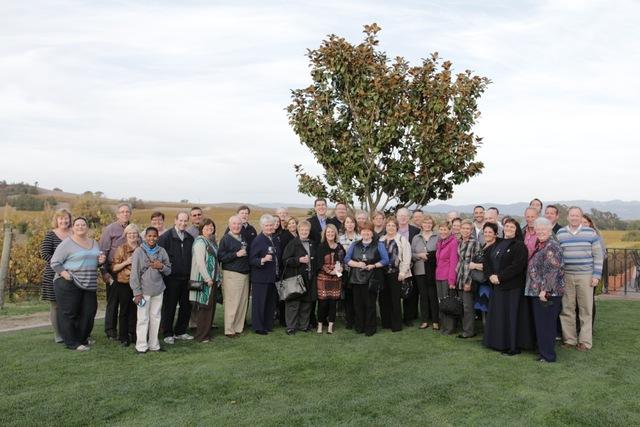 2014 Catholic Collegial Conversation Attendees