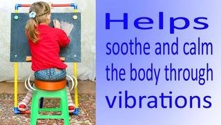 Mom Solves The Problem: Use Vibrations To Get Kids To Sit Still
