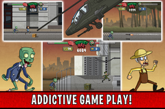 New Addicting Zombie Game App, Hungry Hal,<br />
