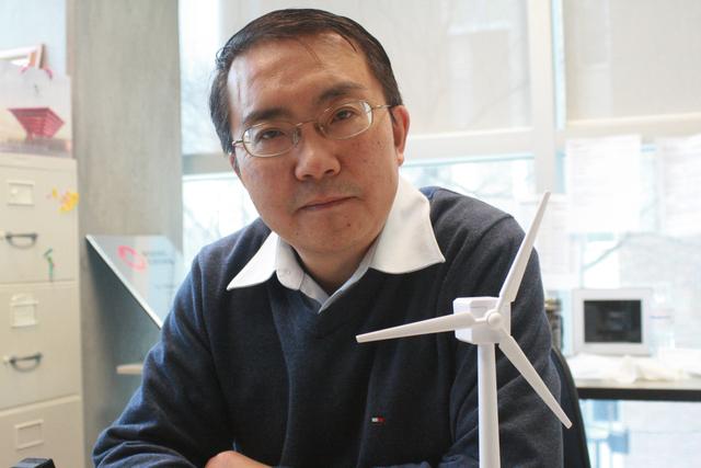 Photograph of Dr. Wilsun Zu