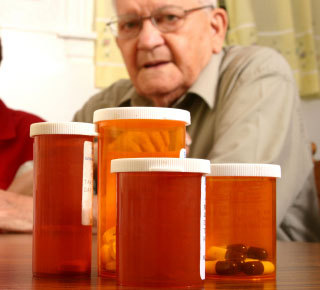This increase in substance abuse among the elderly, particularly prescription drug abuse, negatively impacts health, finances, and dims the idea of golden years.