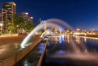 Photographer Brad Anderson's Images Contribute To Local Architect Honor, County Administrative Center Waterfront Pa…